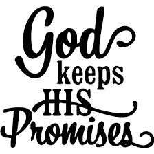 God Keeps His Promises Wall Decal Philippians 413 Creations