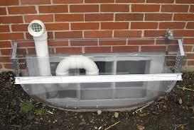 basement window well covers denver