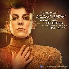 Johanna Mason C: - The Hunger Games Photo (36337490) - Fanpop