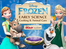 disney imagicademy frozen