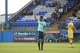 "EFL HUB ⚜️ on Twitter: ""🔴🦐Morecambe, Dover Athletic & Ebbsfleet are  interested in signing former Barrow AFC striker Byron Harrison. #MFC  #Morecambe #BarrowAfc #EFL_HUB… https://t.co/8yv7sJXFJW"""