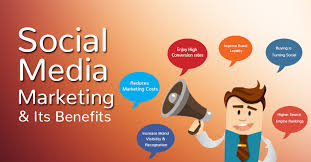 Social Media marketing Services and Its Benefits - GeeksChip