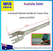 Strainer Tensioner Handle Electric Fence Tightening Wire Strainer Crank Handle Ebay