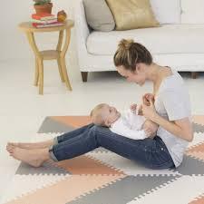 Skip Hop Playspot Geo Triangular Interlocking Foam Floor Tiles Little Folks Nyc