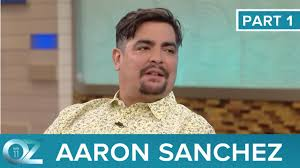 Chef Aaron Sanchez Reveals How He Overcame Depression And ...