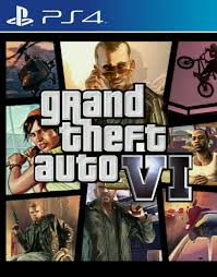 Grand Theft Auto VI fan made cover by ZarGames on DeviantArt