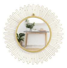 red fig home wall mirror décor