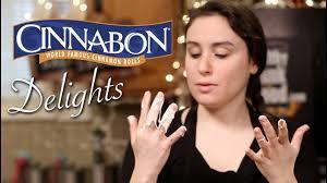 cinnabon delights