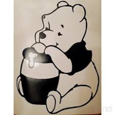winnie the pooh nursery wall stickers
