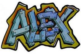 how to draw graffiti names with style