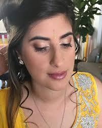 bridal hair and makeup services