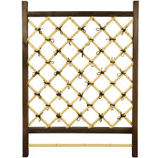 Red Lantern 3 Ft H X 2 Ft W Bamboo Fence Panel In The Wood Fence Panels Department At Lowes Com