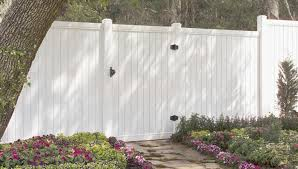 Vinyl Fence Installation Tips Attaching The Gate