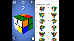 moves with cube solver app