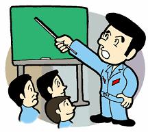 安全衛生教育|亀山電機 -社内日記(ブログ)-