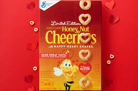 have a heart cheerios changes shape