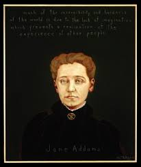 Truth: Jane Addams