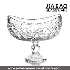 fruit bowl large decorative glass bowls