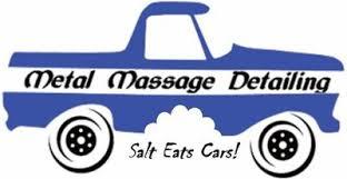 Metal Massage Detailing Automotive Detailing Jefferson Ohio