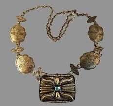 estee lauder vine costume jewelry