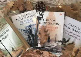 Carlos Ruiz Zafón cierra la Tetralogía El Cementerio de los Libros ...