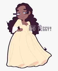 And Peggy - Hamilton Fanart And Peggy , Free Transparent Clipart -  ClipartKey