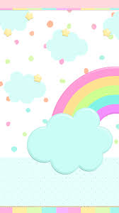 Arco Iris Fondos De Unicornios Nubes Y Arcoiris Fondos Para