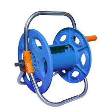 portable hoses reel garden wall mount