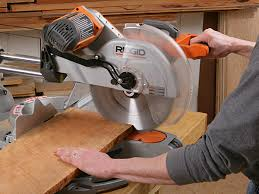 Why Not Pull Through A Sliding Miter Saw Cut Woodworking Blog Videos Plans How To
