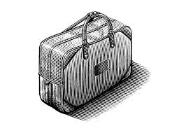 Steven Noble Illustrations: suitcase