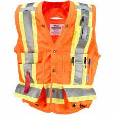 viking cl 2 surveyor safety vest