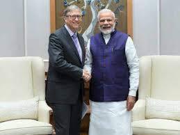 Bill Gates lauds Modi govt's efforts to flatten Covid curve ...