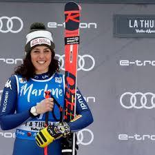 Sci, Federica Brignone vince la Coppa del mondo di combinata ...