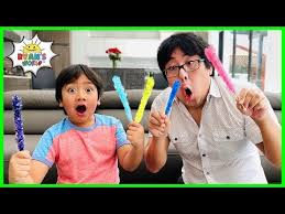 how to make rock candy diy science