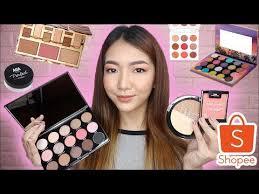 sho makeup haul makeup is life