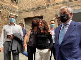 Susanna Ceccardi ospite di Forza Italia: