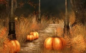 free pumpkin wallpaper