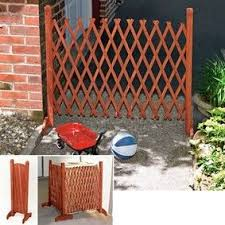 Expanding Wood Panels Fresh Finds Wooden Gates Wood Paneling Deck Gate