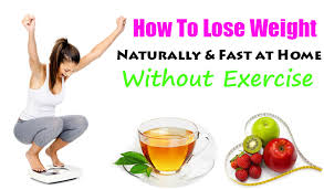 how to lose weight naturally fast at