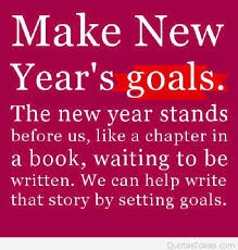 cute new year goals quotes