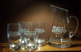 personalized engraved beer mugs wine