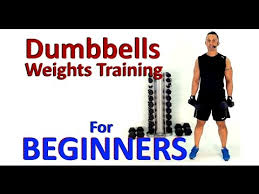 dumbbell exercises workout