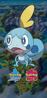 Pokemon Sword and Shield Sobble Wallpapers