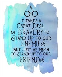 harry potter watercolor quote printables harry potter quotes