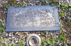 Cora Mai Smith Sands (1883-1963) - Find A Grave Memorial
