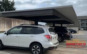 Factors To Consider While Choosing A Carport Superior Fence Co San Antonio