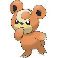 Teddiursa (Pokémon) - Bulbapedia, the community-driven Pokémon ...