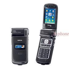 Original Unlocked Nokia N71 Flip 2.4 ...