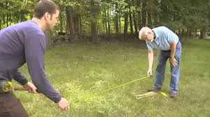 How To Measure And Lay Out Fence Posts Youtube