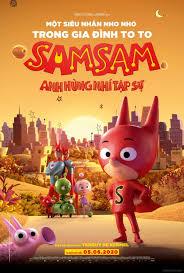 Review nhanh phim Samsam: Siêu Nhân Tập Sự - Vui nhộn, dễ thương ...
